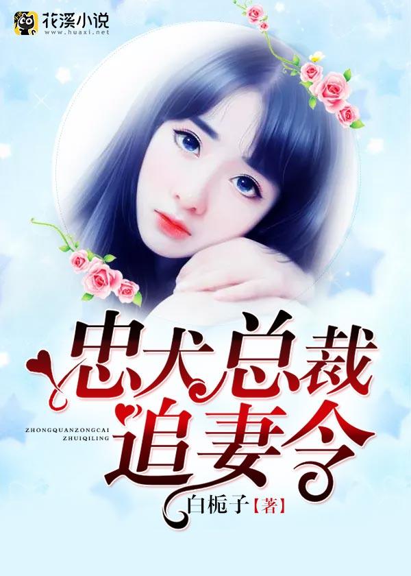 忠犬总裁追妻令-花溪小说